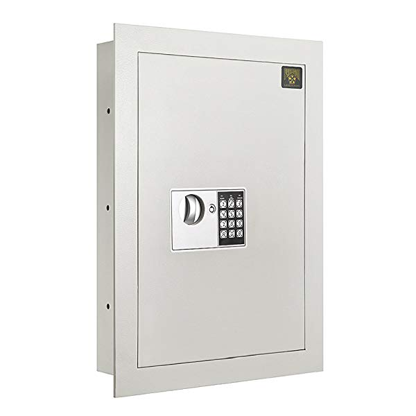 Paragon lock and safe in-wall gun safe
