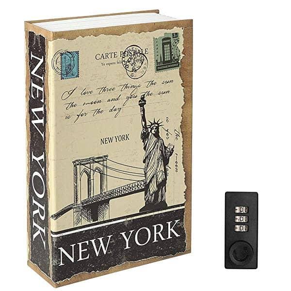 Divert Book safe